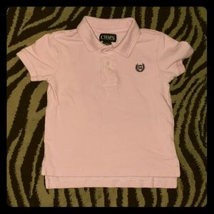 🎈5/$10🎈Chaps Toddler Polo Shirt